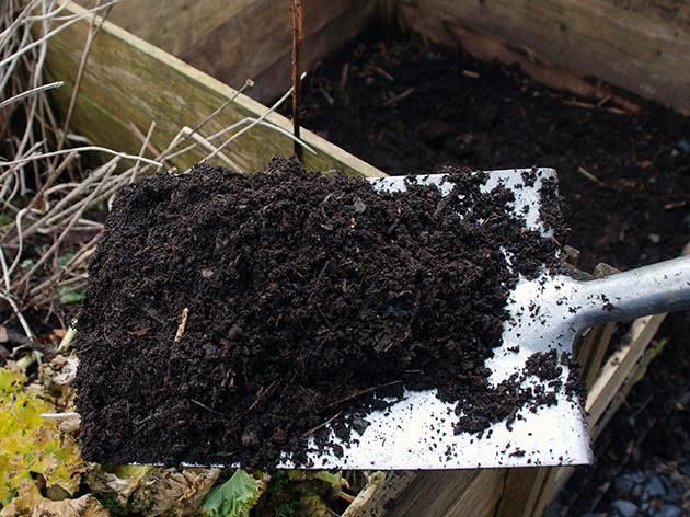 L'utilisation du compost dans le pays
