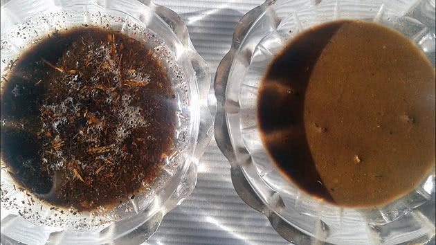 Change soil acidity