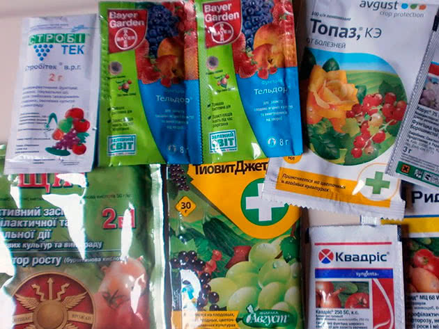 Chemicals for diseases