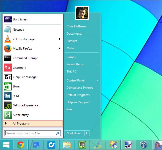 classicshell-start-menu-on-windows-8.1