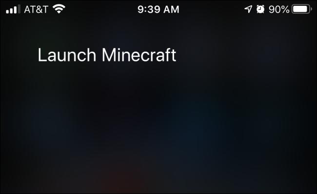 Использование голосовых команд Siri для запуска приложения