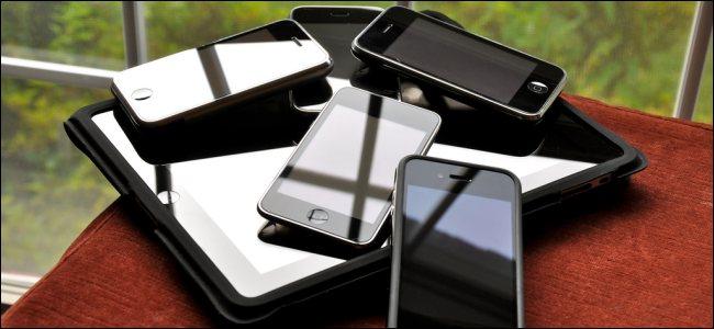 iphone ipods и ipad