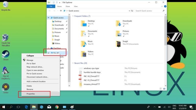 Averigüe si Windows es de 32 bits o de 64 bits