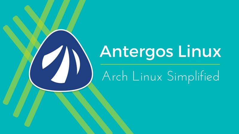 Antergos Linux обзор