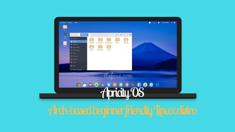 Apricity OS: Linux para principiantes basado en Arch-Linux