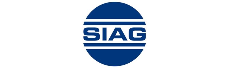 Logotipo de la oficina de SIAG