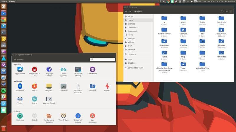 Tema de icono de Oranchilo para escritorio Linux