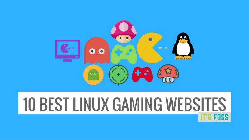 最高のLinuxゲームWebサイト