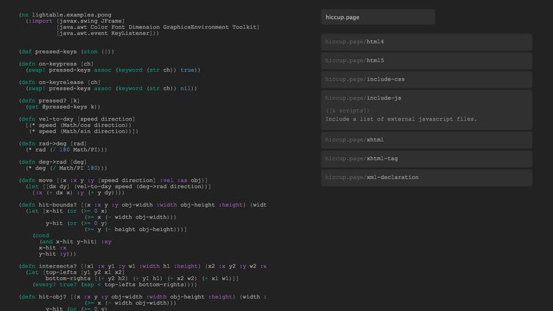 Light Table es el editor de código fuente abierto de próxima generación para Linux