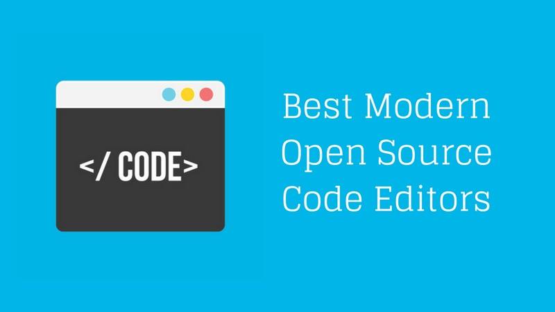 Los mejores editores de código para Linux