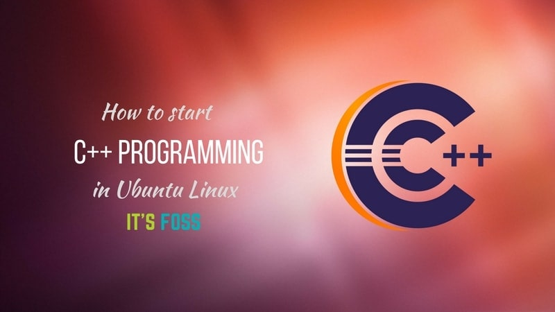 Ejecute programas C ++ en Ubuntu Linux
