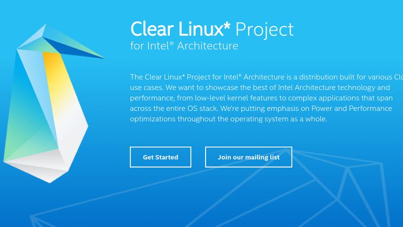 Очистить обзор Linux