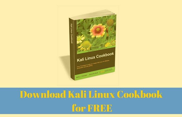 Descargar Kali Linux Cookbook