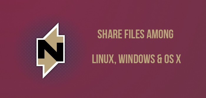Comparta archivos entre Linux y Windows y OS X