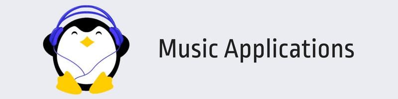 mejores aplicaciones de música ubuntu