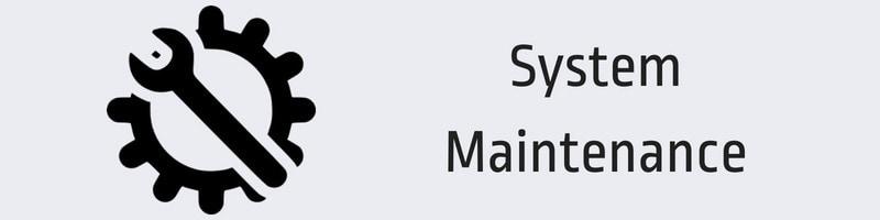 Aplicaciones de mantenimiento del sistema Ubuntu