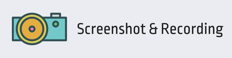 Captura de pantalla y grabadores Ubuntu