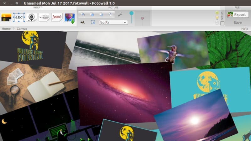 Fotowall 1.0