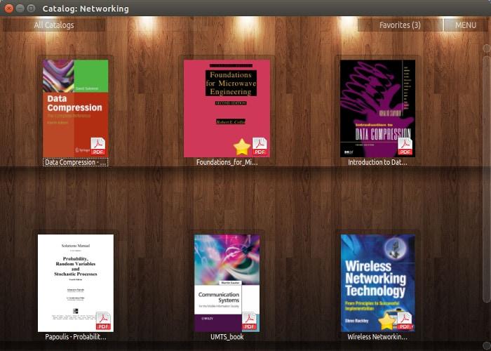 cambiar el diseño de la estantería Great Little Book