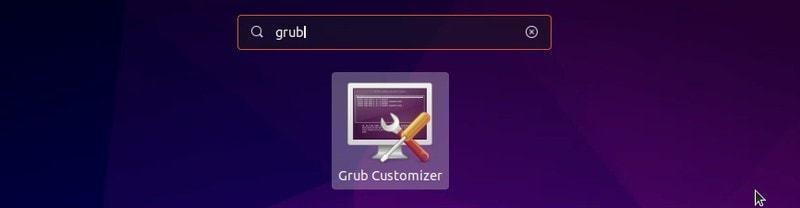 Personalizador de Grub Ubuntu