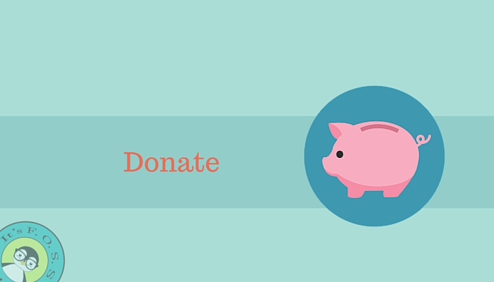 Пожертвовать финансово помочь проектам