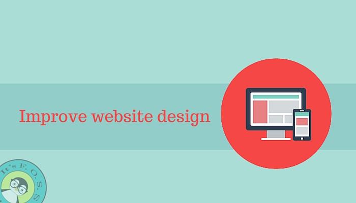 Улучшить веб-дизайн