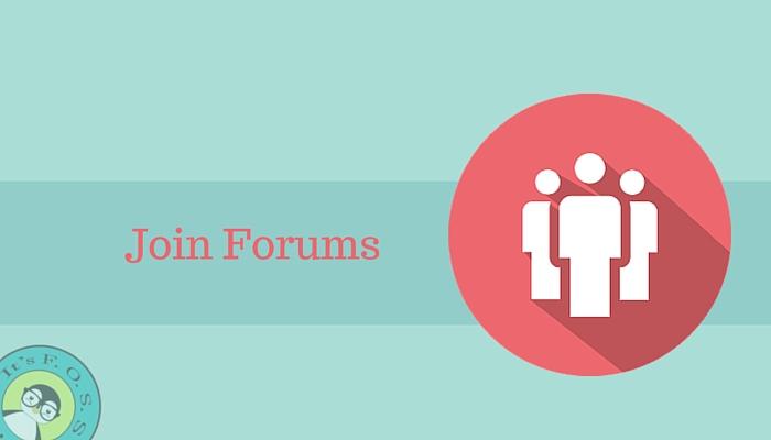 Присоединяйтесь к форумам Linux