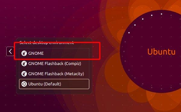 Use GNOME en Ubuntu 14.04