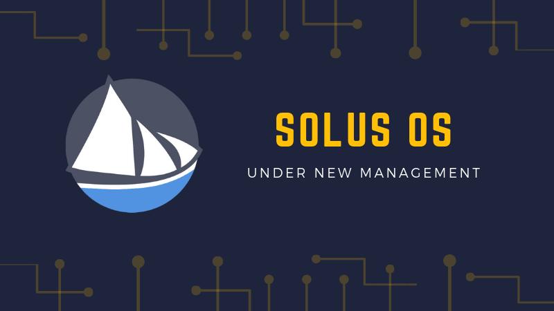 Solus OS находится под новым руководством