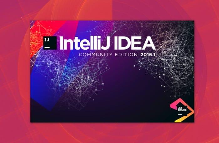 Ubuntu 16.04で実行されているIntelliJ IDEA