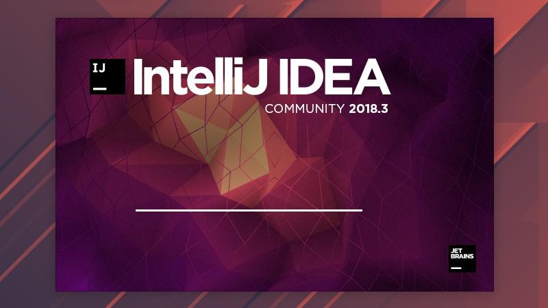 Ubuntuで実行されているIntelliJ Idea