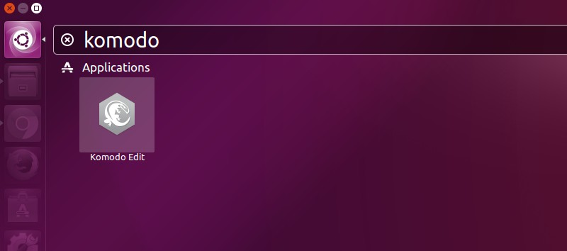 Komodo Edit en Ubuntu