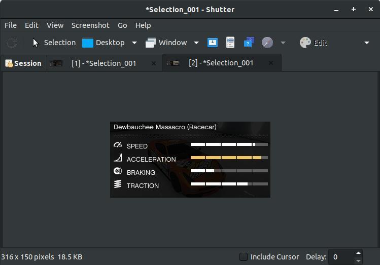 Инструмент для создания снимков экрана