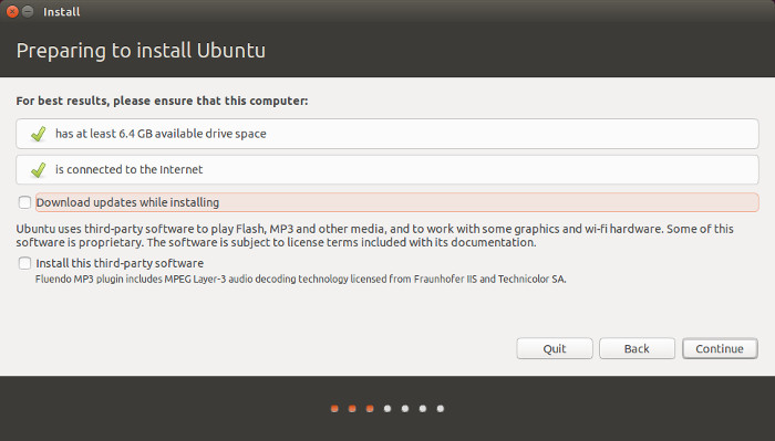 Ubuntu de arranque dual con Windows 8