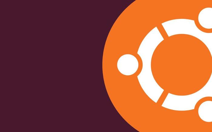 Ubuntu logo fondo de pantalla