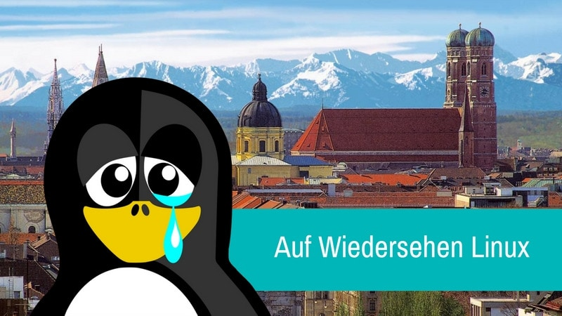 La falla de Linux en Munich es un gran shock para la comunidad de código abierto