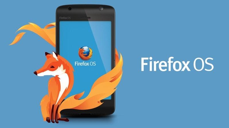 Firefox Os Wallpaper