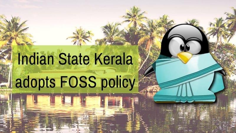 El estado indio de Kerala adopta el código abierto