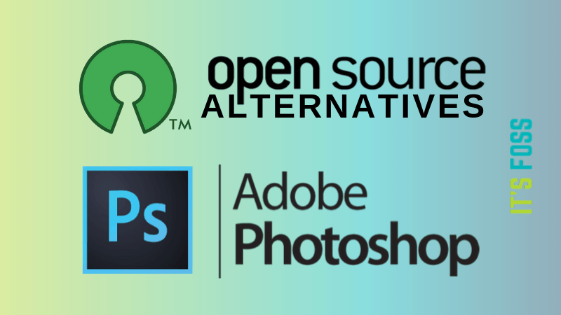Альтернативы Photoshop с открытым исходным кодом