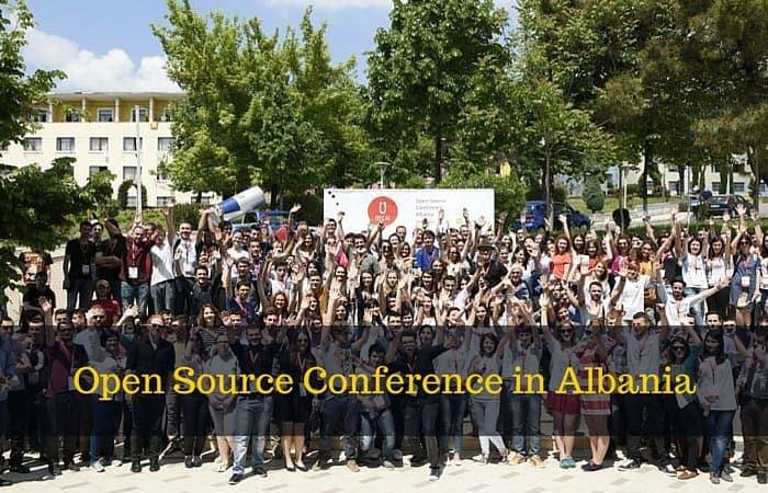 Конференция Open Source в Албании OSCAL 2016