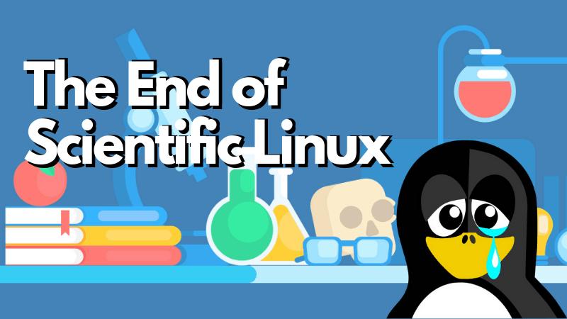 科学Linuxの終わり