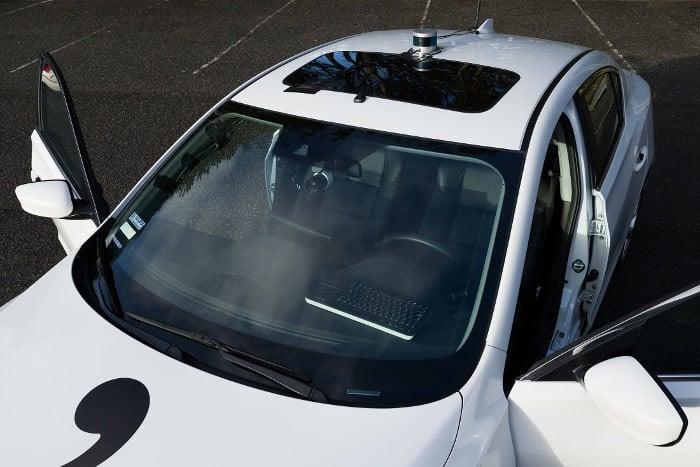 El automovil autonomo
