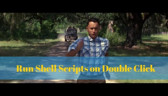 Ejecute script de shell con doble clic en Ubuntu