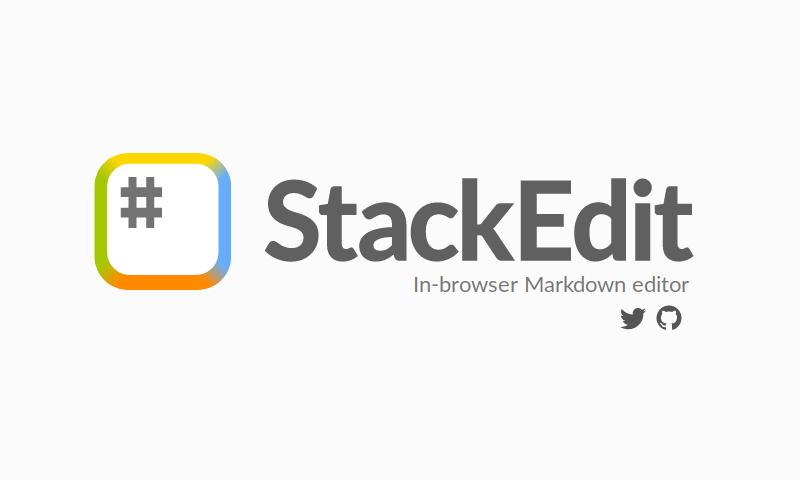 StackEdit Markdown Editor
