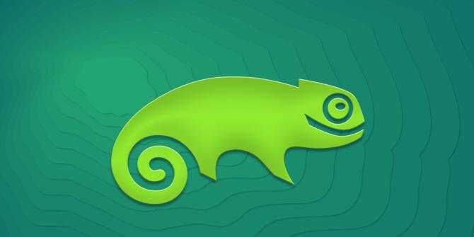 SUSE Linux mascota Geeko