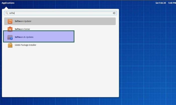 Actualizaciones de software del sistema operativo Freya elemental