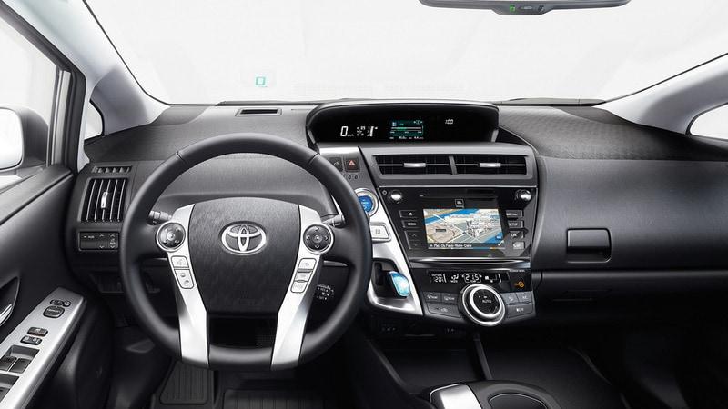 Infoentretenimiento Toyota