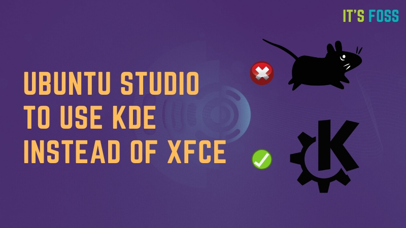 Ubuntu Studio Kde Xfce