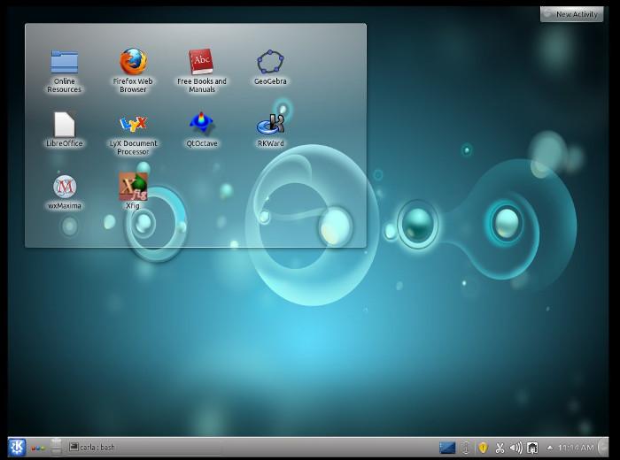 Mathbuntu