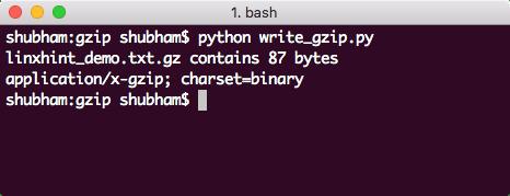 Escribir en un archivo zip